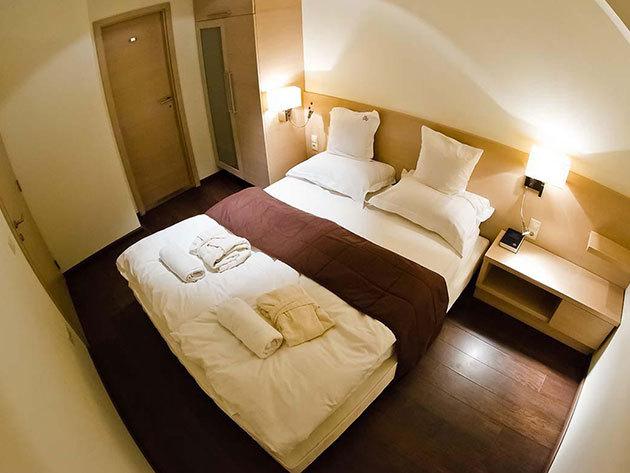 Tihanyi wellness az Echo Residence All Suite Hotelben - 3 nap/2 éj szállás 2 fő részére félpanzióval és wellnesszel + masszázskupon