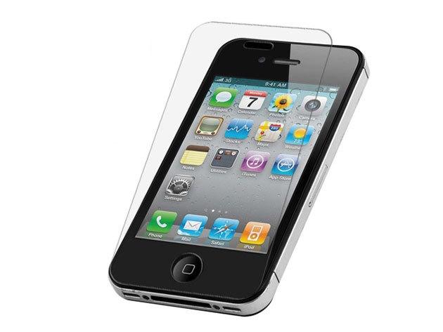 Edzett üvegfólia - iPhone 4/4S