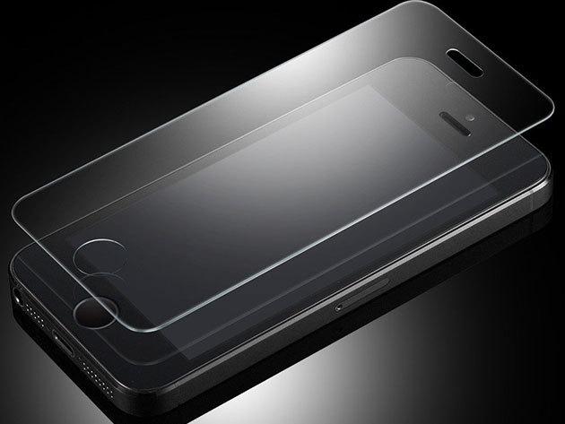 Edzett üvegfólia - iPhone 5/5S/5C