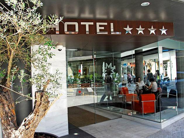 Barcelona Hotel Madanis**** - 3 nap 2 éjszaka 2 fő részére reggelivel, ajándék üdvözlőitallal