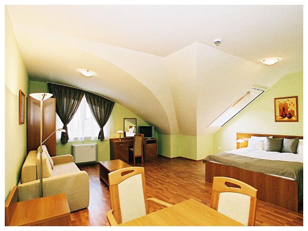 Panoráma Wellness Apartman Hotel****  5 nap 4 éj 2 főre félpanzióval (reggeli-vacsora), wellness használattal + fürdőbelépő kupon + extrák