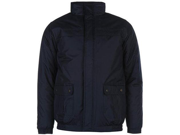 Pierre Cardin Padded Jacket Mens, férfi kabát - navy - XXL