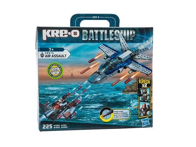 Kre-o Battleship építőkocka szett