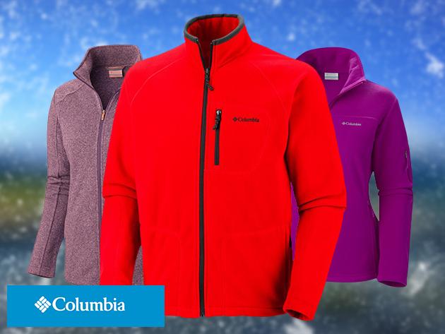 COLUMBIA férfi és női polár kardigánok - prémium minőség elérhető áron kültéri sportokhoz, téli túrákhoz, vagy mindennapos viseletre