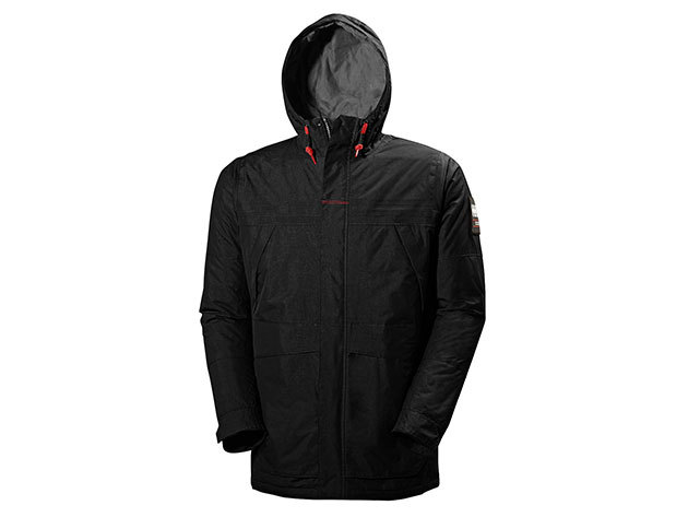 Helly Hansen COASTLINE 2 PARKA BLACK S (54409_990-S)