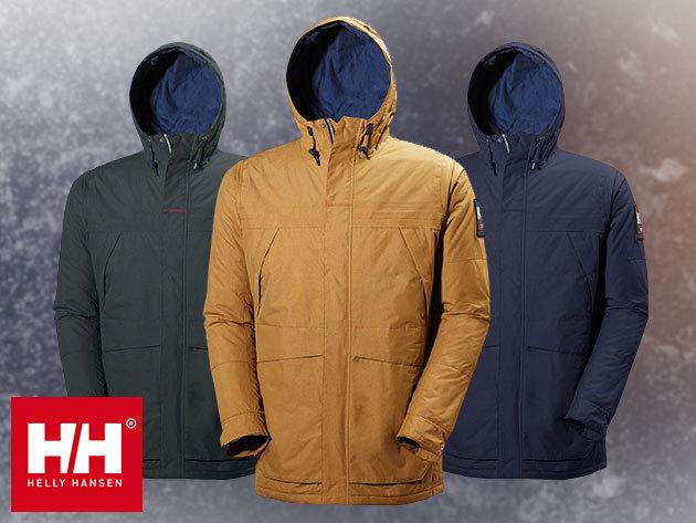 Helly Hansen COASTLINE 2 PARKA prémium férfi kabát, mely kivételes védelmet biztosít az eső és a szél ellen (S-L)