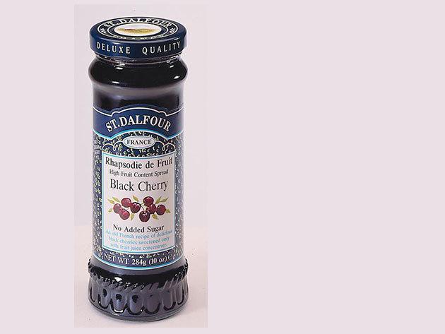 St. Dalfour lekvár - fekete cseresznye