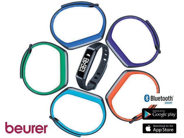 Beurer AS 80 aktivitás-szenzor 3 év garanciával - ellenőrzi a napi mozgásadagot / német minőség