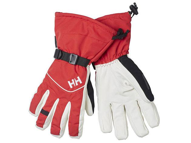 Helly Hansen JOURNEY HT GLOVE FLAG RED / WHITE L (67791_110-L) - AZONNAL ÁTVEHETŐ