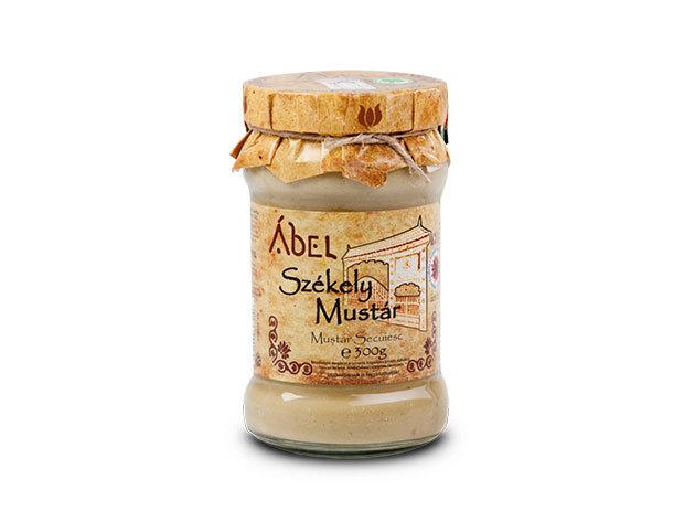 Székely és erdélyi kézműves mustárok - 1 x 300 g Ábel