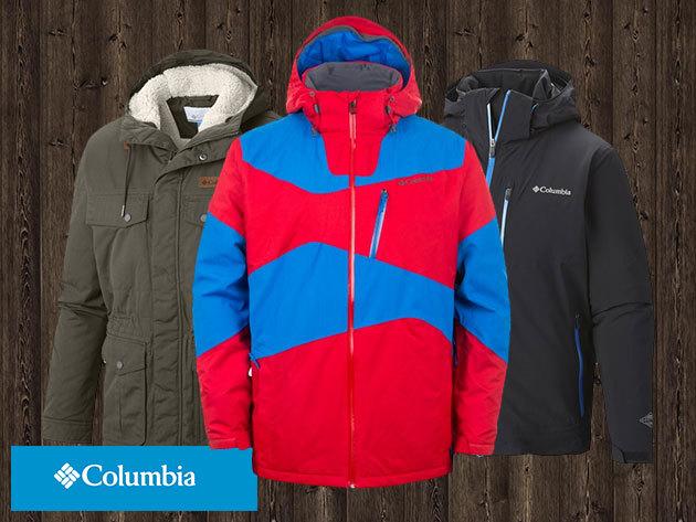 Columbia Kabát Millennium Blur ? Jacket Eladó Új