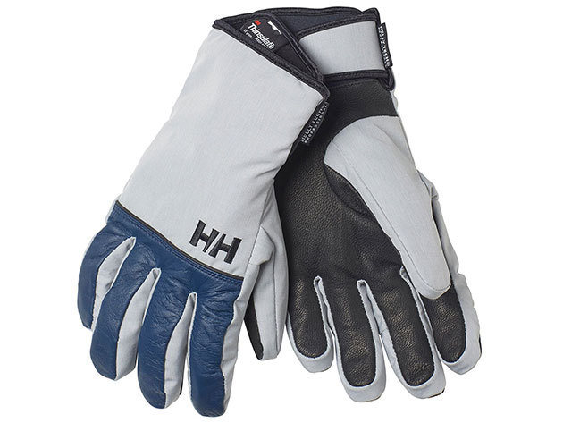 Helly Hansen ROGUE HT GLOVE EVENING BLUE / LIGHT GREY XL (67788_689-XL)