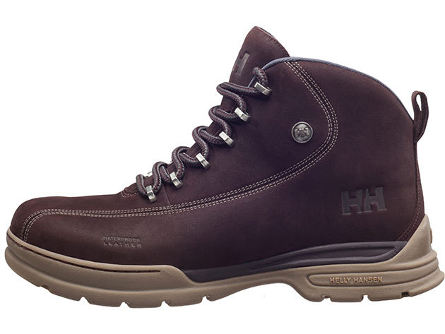 Helly Hansen BERTHED 3 COFFE BEAN / EBONY / TAUP EU 42/US 8.5 (10229_708-8.5)