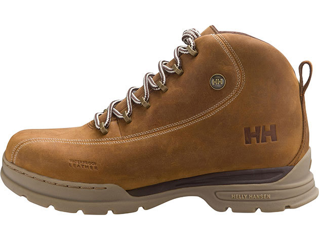 Helly Hansen BERTHED 3 BISON / GUM EU 46.5/US 12 (10229_742-12)