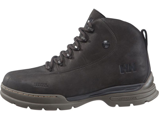 Helly Hansen BERTHED 3 JET BLACK/ESPRESSO GUM EU 43/US 9.5 (10229_996-9.5)