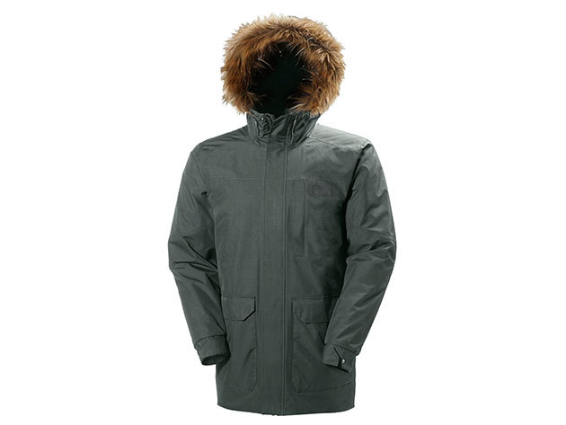 Helly Hansen DUBLINER PARKA ROCK XL (54403_899-XL)