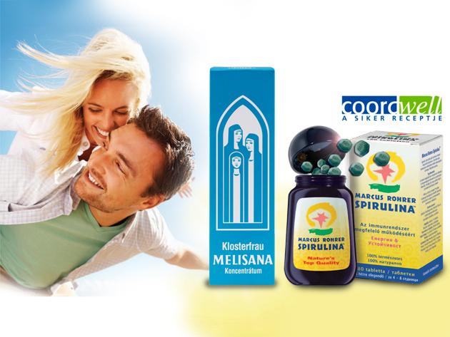 Küzdj a téli időszak meghűléses betegségei ellen a Spirulinával!