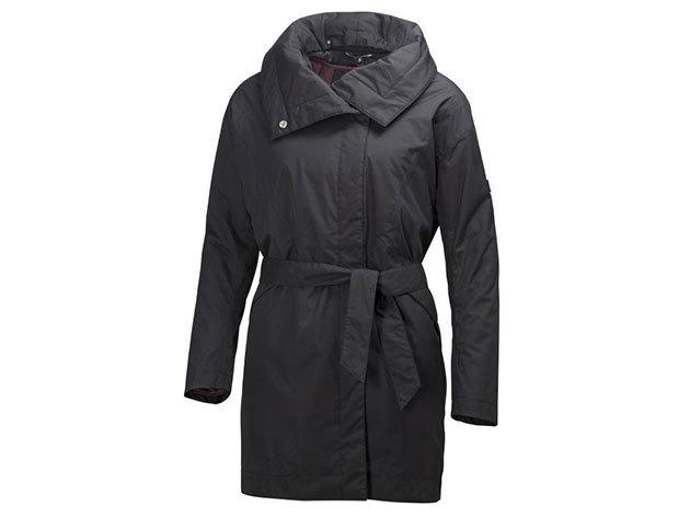 Helly Hansen EMBLA WRAP COAT BLACK XL (62457_990-XL)