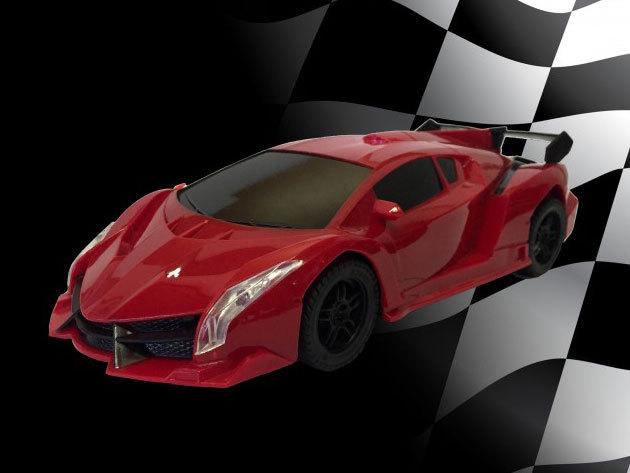 LAMBORGHINI VENENO távirányítós autó / Méretarány: 1:18 - Gyorsulj, száguldj, versenyezz!!!