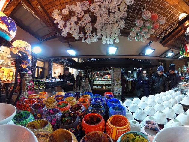 Karácsonyi 360°-os panorámaképek készítése az ünnep hangulatában!