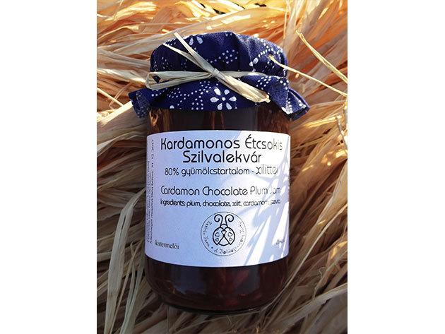 Kardamonos-Étcsokis Szilvalekvár 214 ml