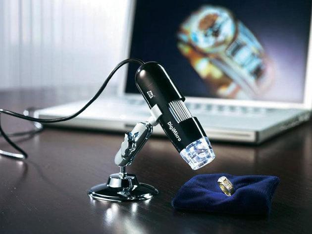 USB mikroszkóp digitális mikroszkóp kamera. Fedezd fel 500X-ra nagyítva a világot!