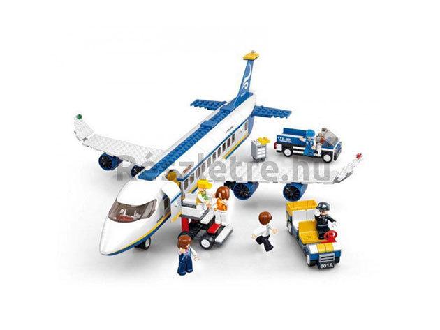 Sluban Aviation Utasszállító Repülőgép