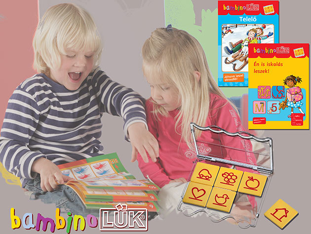 Készségfejlesztő logikai játék csomag + karácsonyi kifestő + rejtvényfüzet Ovisoknak