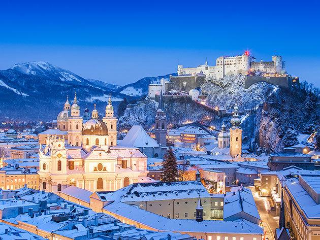 Ausztria - 3 nap / 2 éjszaka vagy 4 nap / 3 éjszaka szállás Salzburgban 2 fő részére reggelivel - Arena City Hotel Salzburg****