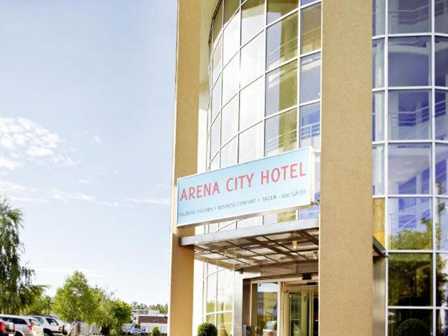 4 nap / 3 éjszaka Salzburgban 2 fő részére reggelivel - Arena City Hotel Salzburg