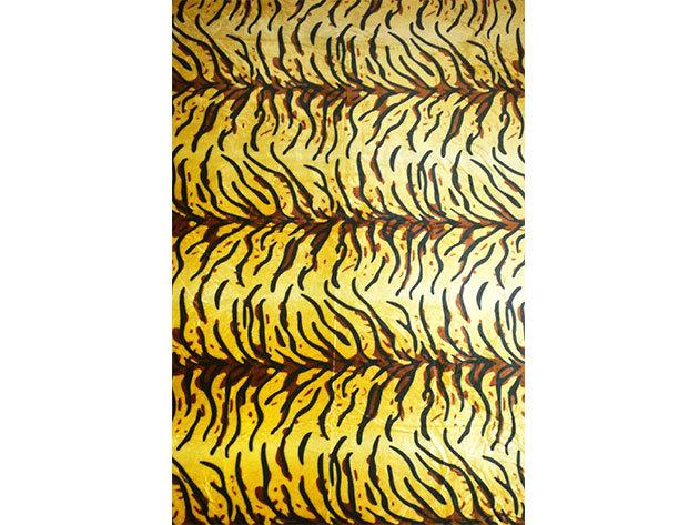 SMARTEX Prémium Corall Fleece Polár takaró Tigris (1) 150x200