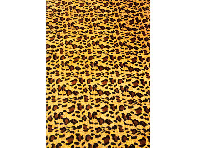 SMARTEX Prémium Corall Fleece Polár takaró Gepárd (12) 150x200