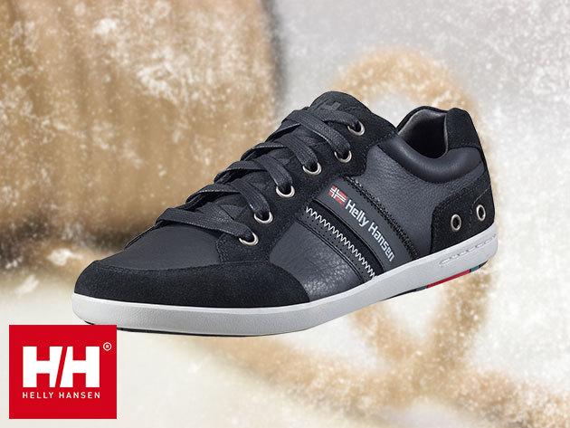 Helly Hansen KORDEL LEATHER férfi cipők retró kinézettel, prémium bőr felsőrésszel - teljes időjárás elleni védelmet biztosít (41-44,5) - UTOLSÓ DARABOK