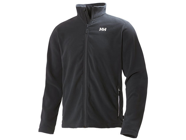 Helly Hansen DAYBREAKER FLEECE JACKET EBONY S (51598_981-S)