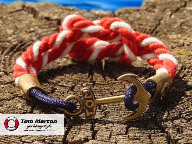 Egyedi ékszerek! Tom Marton yachting TISIA kollekciója - minőségi, divatos, 100% kézimunkával készült karkötők