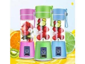 Mini mixer zöld színben