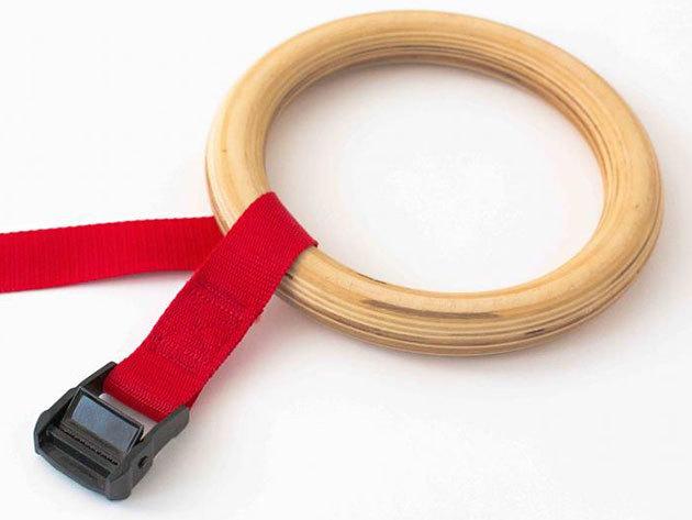 CrossFit tornászgyűrű