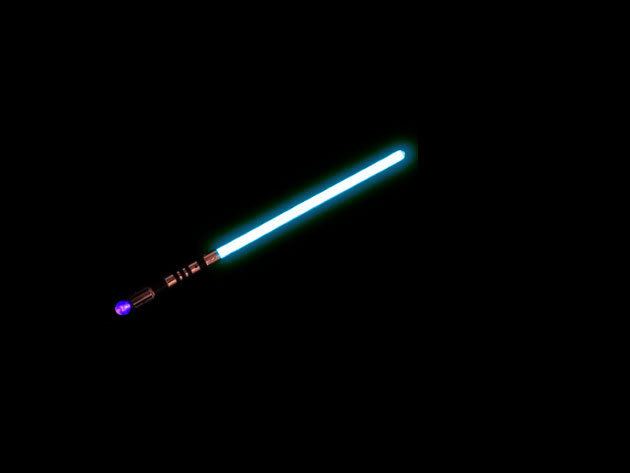 Jedi fénykard - kék, 72 cm