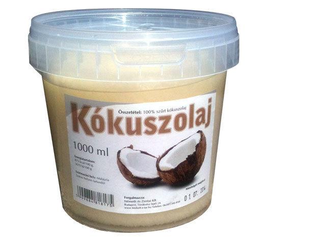 Kókuszolaj - 1 Kg