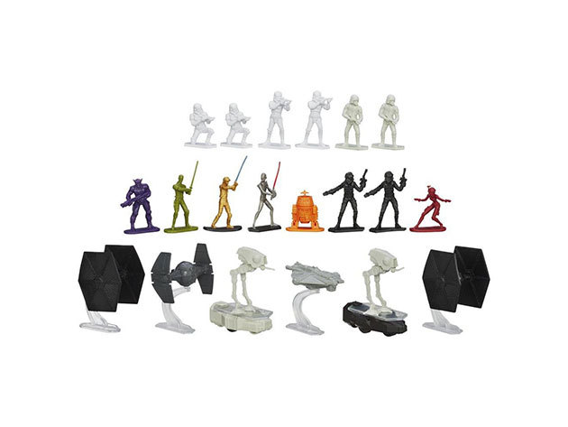 Star Wars 22 db-os figura készlet