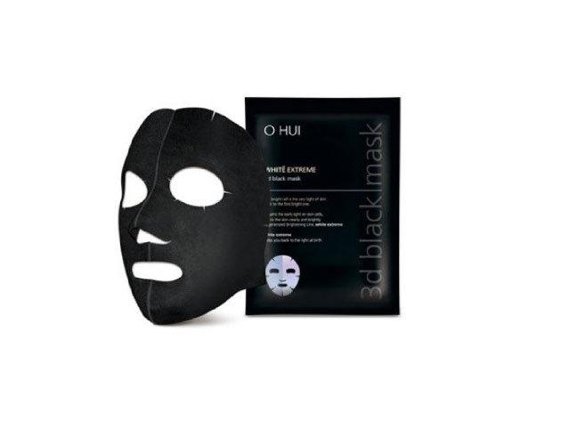 Koreai fekete maszk (6g) a pórusok megtisztítására - 10 db