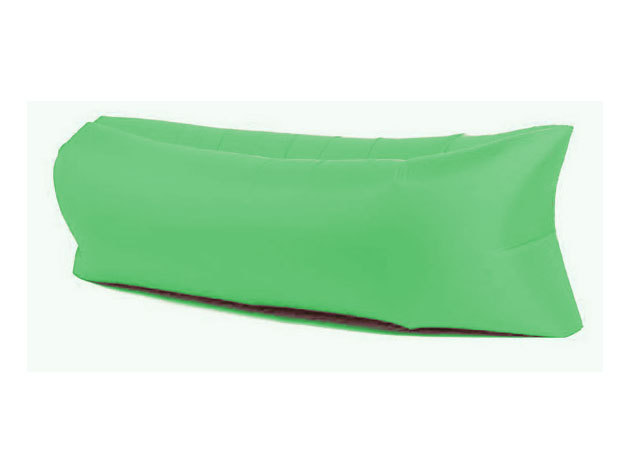 Air Sofa - hordozható kanapé - ZÖLD