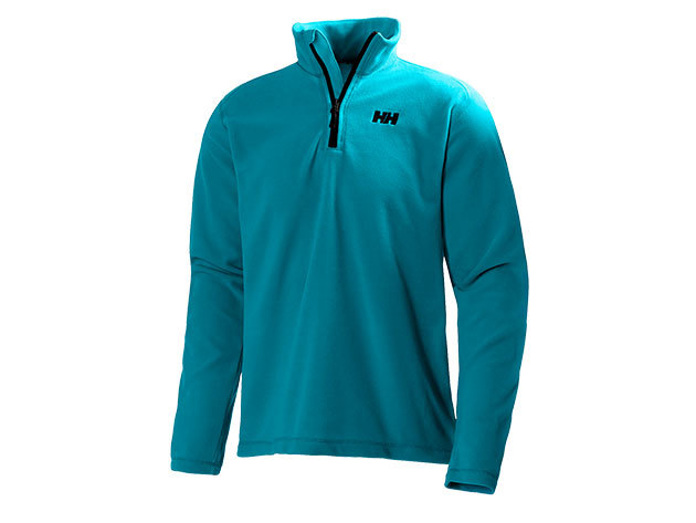 Helly Hansen DAYBREAKER 1/2 ZIP FLEECE OCEAN GREEN L (50844_403-L)