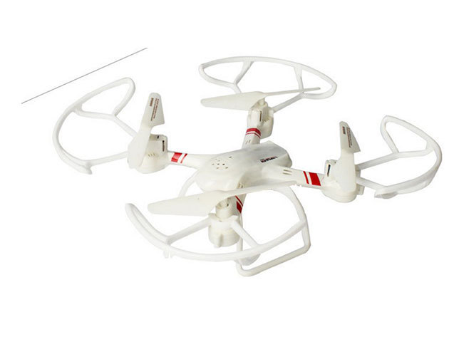 Drón / fehér