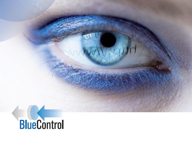 BlueControl szemüveglencséjű komplett szemüveg
