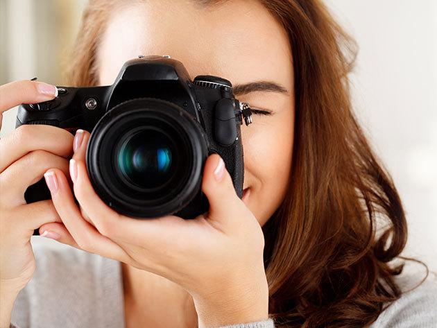 Fotós tanfolyam: 10 alkalom elméleti + gyakorlati oktatás