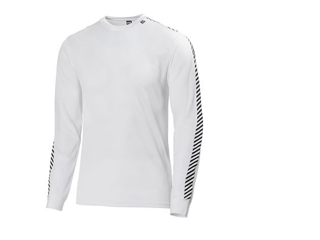 Helly Hansen HH LIFA STRIPE CREW WHITE XXL (48800_001-2XL)