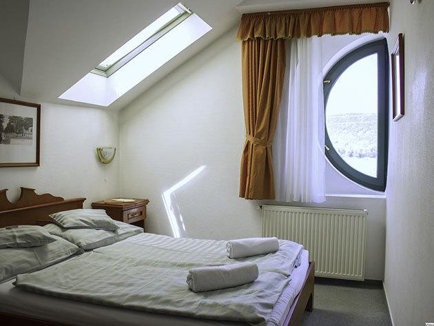 Visegrád, Vár Hotel Kastélyszálló - 3 nap / 2 éjszaka szállás Standard szobában 2 fő részére félpanziós ellátással és korlátlan wellness használattal