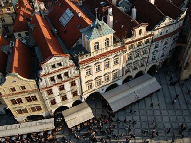 Prága, Hotel Juno*** 3 nap 2 éjszaka 2 fő részére reggelivel, érkezés napján 3 fogásos menüvacsora 1 pohár borral