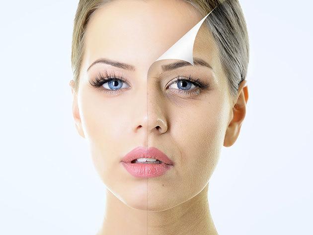 HIFU bőrfiatalító és feszesítő kezelés teljes arcra, tokára, nyakra és dekoltázsra + ajándék zsírbontás 1 területen / 1 alkalom